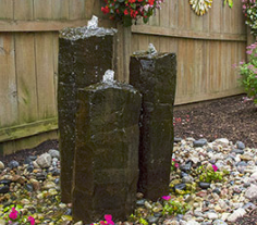 Outdoor Water Features For Beautiful Fountains Ponds