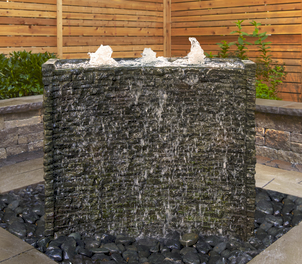 Aquascape Stacked Slate Wall Fountain