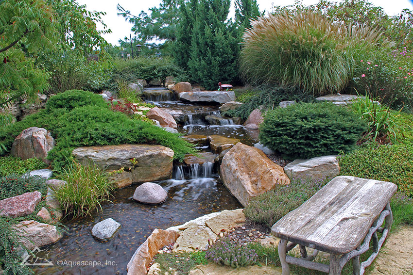 Large Water Features