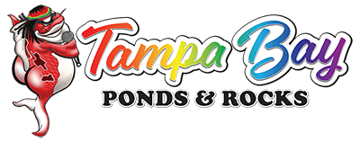 Tampa Pond Rock Logo