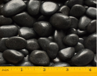 Hq Resin Polished Black Mexican Large