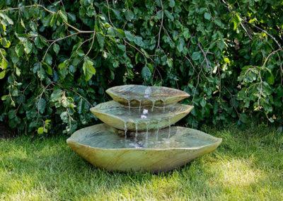 Cascade Leaf Fountain