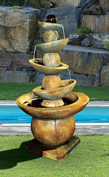 Equilibria Fountain