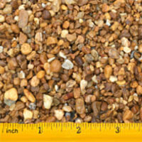 Brown Pea Gravel Ruler Resized